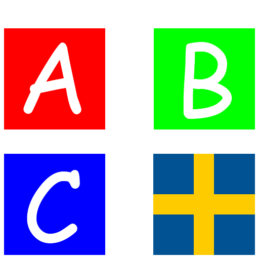 Swedish ABC BabyMoz